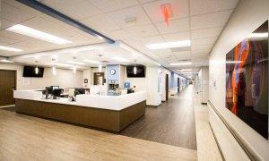 Nueva torre de pacientes - Puesto de enfermería (mayo de 2021)
