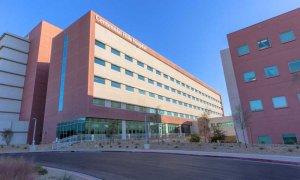 Nueva torre de pacientes completa (mayo de 2021)