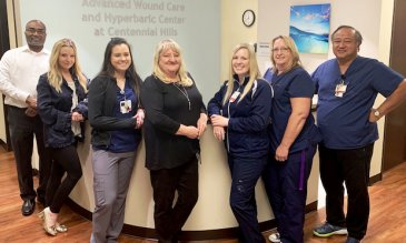 Centennial Hills Wound Care Team