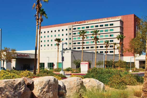 About Us Centennial Hills Hospital