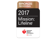 Mission Lifeline: Receiving Center Bronze Award (2017)